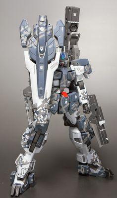 "Custom Build: HG 1/144 Gundam Zabanya ""Urban Warfare ver."" - Gundam Kits Collection News and Reviews"