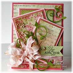 MOJO357 ~ You Anchor Me ~ by saintsrule - Cards and Paper Crafts at Splitcoaststampers