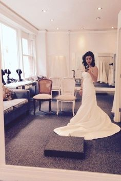 I Went Wedding Dress Shopping Alone in Manhattan and Here's What I Learned