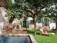 Nice2stay fotopresentatie van The Garden House in Umbrië