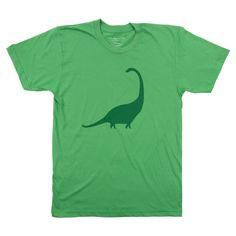 Brontosaurus Tee - Green