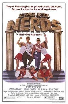 Revenge of the Nerds!