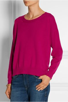 Gucci | Cashmere sweater | NET-A-PORTER.COM Meh in real life