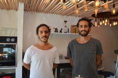 La Madriguera, en Montevideo, Uruguay. Un lugar para pausar la tarde con un rico café y unas buenas medialunas (por más info: www.lacitadina.co...)