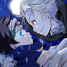 Find images and videos about anime, manga and kekkai sensen on We Heart It - the app to get lost in what you love. Art Manga, Manga Anime, Anime Art, Leonardo Watch, Ville New York, Blood Blockade Battlefront, Another Anime, Star Wars, Tags