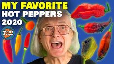 Growing Peppers, Stuffed Hot Peppers, Wow Products, The Creator