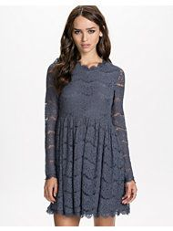 Lace dress - probably a better colour for me. Dusty Purple, Mock Neck, Lace Dress, Cold Shoulder Dress, Sweaters, Color, Inspiration, Beautiful, Things To Sell