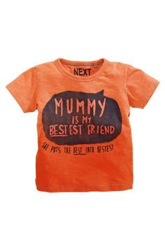Buy Dip Dye Mummy T-Shirt (3mths-6yrs) online today at Next: Canada