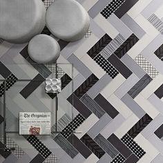 VT.132 & VT.136 insitu  Eco Friendly Tiles UK, sustainable tiling solutions.  www.ecofriendlytiles.co.uk  #design #construction #eco #sustainable #texture #interiors