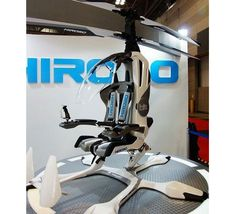 R/C aircraft company developing personal electric helicopter