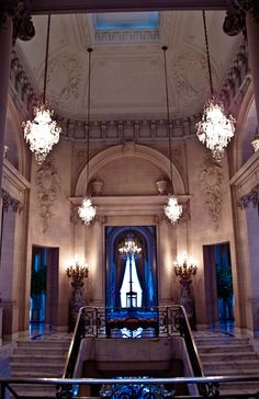 The Belmont Mansion - Washington, DC