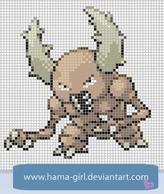 Pinsir by Hama-Girl.deviantart.com on @deviantART