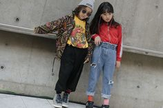 The Best Street Style From Seoul Fashion Week Fall '18