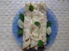 Egy finom Karibi palacsinta ebédre vagy vacsorára? Karibi palacsinta Receptek a Mindmegette.hu Recept gyűjteményében! Camembert Cheese, Dairy, Food, Essen, Meals, Yemek, Eten