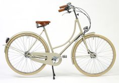 Vintage beauty - Sit up and beg for one of these in your oversized stocking. BEG ladies  are hand-built in Belgium by a bicycle-building family who have been making high-quality frames and classic bicycles by hand since 1946