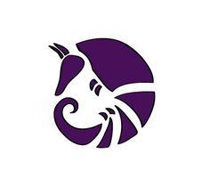 armadillo tattoo (not purple).