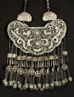 """munan15: """"Miao Necklace - Guizhou, China """""""