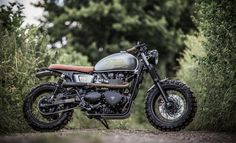 Down & Out Triumph Scrambler (1 of 23)