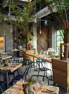 The Foxtrotter: Restaurant Green