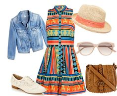 """""""Trip outfit"""" by mafer-cisneros on Polyvore"""