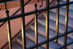 Escaliers et barreaux © Caroline DUEZ