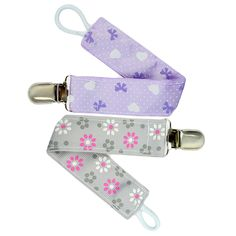 Our new pacifier clips have been launched and are selling well on Amazon so far. Thank you for the support! http://www.amazon.com/Sanda-Lea-Pacifier-Clips-Excellent/dp/B016OVA4DQ