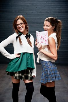 Costume Ideas: Mumu Schoolgirls!