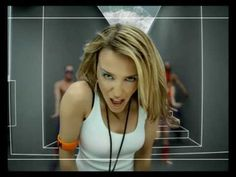 Kylie Minogue Love At First Sight official video HQ