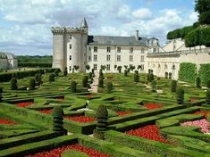 Loire Valley Chateaux |Castles| visit from our extensive list
