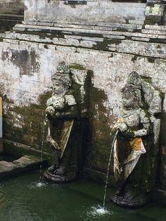 Ancient bathing