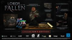 Lords of the Fallen Collector's Edition (PS4): Playstation 4: Amazon.de: Games