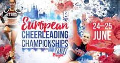 The City of Prague welcomes you back for the 2017 ECU European Cheerleading Championships