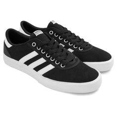 f8718dbfda64 Lucas Premiere ADV Shoes in Core Black   White   White by Adidas White White