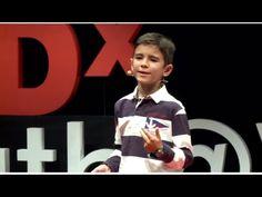 Programar para aprender sin limites | Antonio Garcia Vicente | TEDxYouth@Valladolid - YouTube
