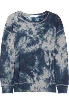 ÉTOILE ISABEL MARANT  Walter tie-dye cotton sweatshirt  £116.67