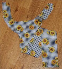 Free Pattern and Directions to Sew a Fabric Stethoscope Cover