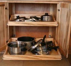 Wormy Maple Kitchen