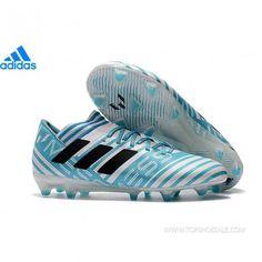 buy popular 0e29b d412d adidas Nemeziz Messi 17.1 FG BY2406 MENS White/Legend Ink/Energy Blue SALE  FOOTBALLSHOES