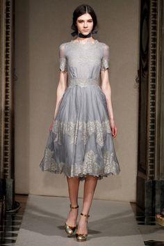 Luisa Beccaria Fall 2014 Ready-to-Wear Fashion Show