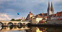 Alemania. Regensburg