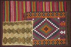 Mexican Multicolored Runner : Lot 134-5013 #mexican #runner