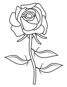 rose-coloring-page-001.jpg (250×324)