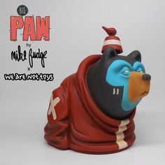 Big Paw (Red Brick Edition) | Designer Toy Awards ,'