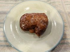 Apple Fritter using recipe from Food Network's Pioneer Woman