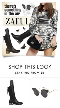 """""""_zaful contest_"""" by ellma94 ❤ liked on Polyvore featuring Disney"""