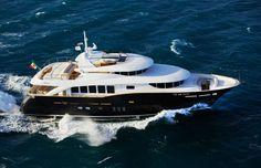 Navetta 26 by Filippetti Yacht  http://www.yachtemoceans.com/navetta-26-by-filippetti-yacht/ #superyacht #megayacht #yachts #yacht #superyachts #megayachts #luxury
