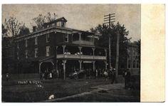 FRONT ROYAL VA-HOTEL-THE AFTON INN-VIRGINIA-1910-WARREN COUNTY