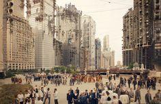 """Cinema e Arquitetura: """"Divergente"""""""