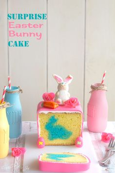 Surprise Easter Bunn