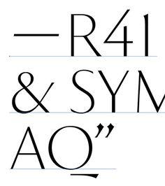 Feliz de ver la evolución de cada proyecto de Tipografía en el que trabajamos. Design by Twentyfive™
